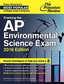 Cracking the AP Environmental Science Exam, 2016 Edition by Princeton Review: NOOK Book Cover