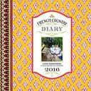 French Country Diary 2016 Calendar by Linda Dannenberg: Calendar Cover