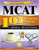Examkrackers 101 Passages in MCAT Verbal Reasoning by David Orsay: Book Cover