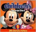 Children's Favorites, Vol. 1 [Disney] by Disney: CD Cover