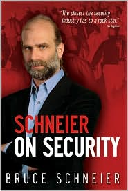 Schneier on Security by Bruce Schneier: Book Cover