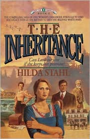 Inheritance, The by Hilda Stahl: Book Cover