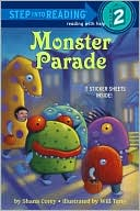 Monster Parade by Will Terry: Book Cover
