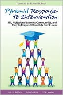 Pyramid Response to Intervention by Austin Buffum: Book Cover
