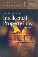 Myers' Principles of Intellectual Property Law (Concise Hornbook Series) by Gary Myers: Book Cover