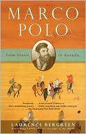 Marco Polo by Laurence Bergreen: Book Cover