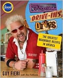 Diners, Drive-Ins and Dives by Guy Fieri: Book Cover