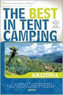 The Best in Tent Camping - Arizona by Kirstin Olmon: Book Cover
