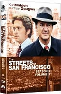 Streets of San Francisco - Season 2, Vol. 2 with Karl Malden