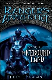 The Icebound Land (Ranger's Apprentice Series #3) by John Flanagan: Book Cover