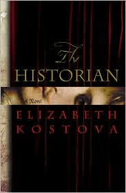 The Historian by Elizabeth Kostova: Book Cover
