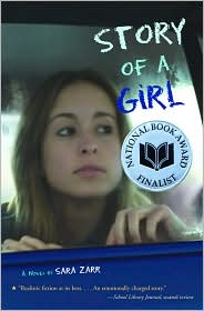 Story of a Girl by Sara Zarr: Book Cover
