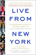 Live from New York by Tom Shales: Book Cover