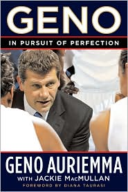 Geno by Geno Auriemma: Book Cover