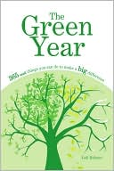 The Green Year by Jodi Helmer: Book Cover