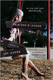 Thirteen Reasons Why by Jay Asher: Book Cover