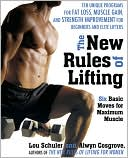The New Rules of Lifting by Lou Schuler: Book Cover