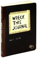Wreck This Journal :  wreck daily obsesh journal fun