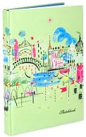 Green Venice Sketchbook (8.5x11) by Barnes & Noble: Product Image