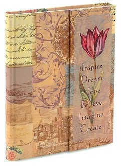 Inspire Dream Pink Magnetic Lined Journal