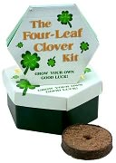 Four-Leaf Clover Kit (Mini Kits Series) by Running Press Book Publishers: Product Image