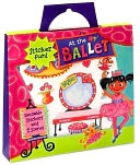At the Ballet Stickers Activity Tote Set of 40 by Peaceable Kingdom Press, Inc.: Product Image