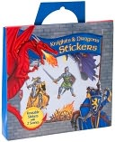 Knights and Dragons Stickers Activity Tote set of 40 by Peaceable Kingdom Press, Inc.: Product Image