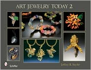 Art Jewelry Today 2 by Jeffrey B. Snyder: Book Cover