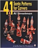 download 41 santa patterns for woodcarvers