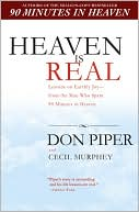 Heaven Is Real by Don Piper: Book Cover