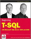 Beginning T-SQL with Microsoft SQL Server 2005 and 2008 by Paul Turley: Book Cover