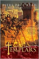 Templars by Piers Paul Read: Book Cover