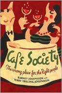 Cafe Society by Barney Josephson: Book Cover