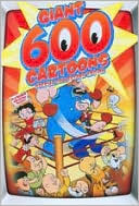 Giant 600 Cartoon Collection (Tin Case) (12pc)