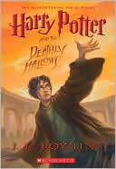 Harry Potter and the Deathly Hallows (Harry Potter #7) by J. K. Rowling: Book Cover