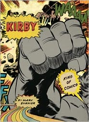 Kirby by Mark Evanier: Book Cover