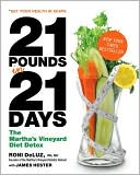 21 Pounds in 21 Days by Roni DeLuz: Book Cover
