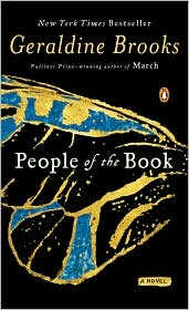 People of the Book by Geraldine Brooks: Book Cover