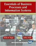 Essentials of Business Processes and Information Systems by Simha R. Magal: Book Cover