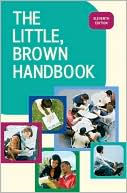 Little, Brown Handbook by H. Ramsey Fowler: Book Cover