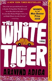 The White Tiger - Aravind Adiga