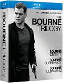 The Bourne Trilogy with Matt Damon