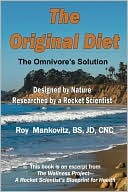 The Original Diet by Roy Mankovitz: Book Cover