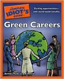 Green Careers by Barbara Parks: Book Cover