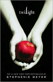 Twilight by Stephenie Meyer: Book Cover