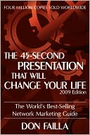 download The 45 Second Presentation That Will Change Your Life book