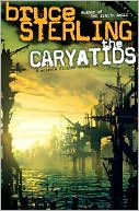 The Caryatids by Bruce Sterling: Book Cover