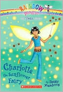 Charlotte the Sunflower Fairy (Petal Fairies Series #4) by Daisy Meadows: Book Cover