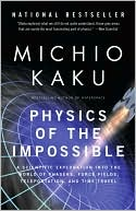 Physics of the Impossible by Michio Kaku: Book Cover