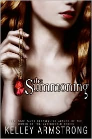 The Summoning (Darkest Powers Series #1) by Kelley Armstrong: Book Cover
